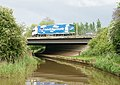 The M5 Crossing Worcester and Birmingham Canal - geograph.org.uk - 1352437.jpg