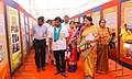 The MLA, Armoor, Shri A. Jeevan Reddy, the Municipal Chairperson, Armoor, Smt. Swathi Singh Babloo, the District Magistrate and District Collector, Nizamabad.jpg