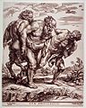 The March of Silenus - Christoffel Jegher, Peter Paul Rubens.jpg