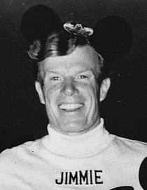 The Mickey Mouse Club Mouseketeers Jimmie Dodd 1956.jpg