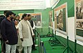 The Minister of State for Culture (Independent Charge), Tourism (Independent Charge) and Civil Aviation, Dr. Mahesh Sharma visiting after inaugurating the exhibition 'Mohan Se Mahatma Tak' (1).jpg