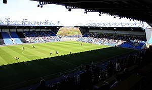 Das Kassam Stadium in Oxford