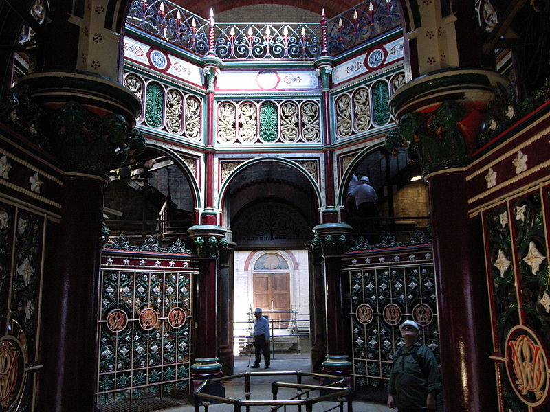 File:The Octagon, Crossness Pumping Station.jpg