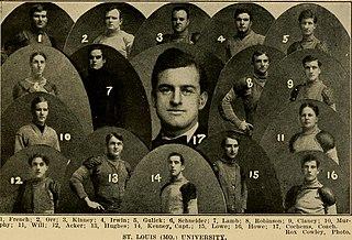 1906 Saint Louis Blue and White football team American college football season