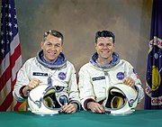 The Original Gemini 9 Prime Crew - GPN-2000-001352
