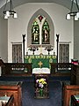 The Parish Church of St James, Buttermere, Interior - geograph.org.uk - 554828.jpg