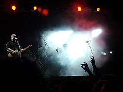 The Pixies at Pohoda music festival 2006.jpg