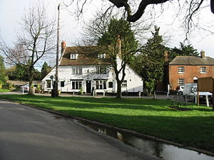 Wickhambreaux - Image: The Rose Inn, Wickhambreaux