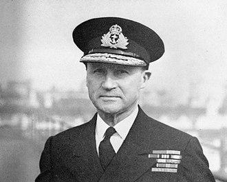 Bertram Ramsay - Ramsay in 1943