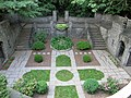 The Sunken Gardens at Warner Castle 01.JPG