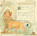 The baby's own Aesop - being the fables condensed in rhyme with portable morals pictorially pointed by Walter Crane. Engraved and printed in colours by Edmund Evans (1908) (14566719490).jpg