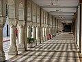 The corridor around the Sarovar at Gurudwara Bangla Sahib, Delhi.jpg