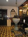 The font at St Botolph-without-Aldersgate - geograph.org.uk - 964320.jpg