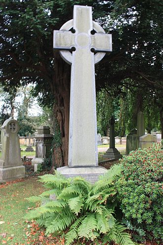 James David Forbes - The grave of James David Forbes, Dean Cemetery