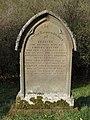 The gravestone of Frances Ritson (d.1870) - geograph.org.uk - 1287981.jpg