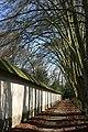 The path from Tunworth Church - geograph.org.uk - 1762524.jpg