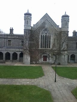 The quad at NUI Galway