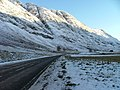 The road through Glencoe - geograph.org.uk - 1638317.jpg