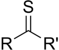 Thioketone structure.png