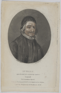 Thomas Bailey (priest) English religious controversialist