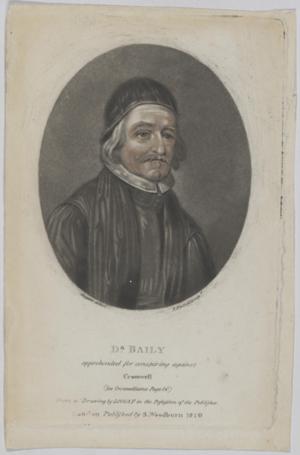Thomas Bailey (priest) - Image: Thomas Bailey