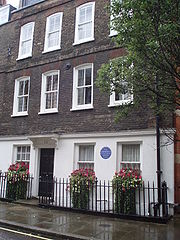 Thomas Edward Lawrence-London Barton St