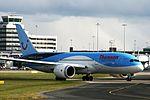 Thomson Airways, Boeing 787-8 Dreamliner, G-TUIB (25328165626).jpg