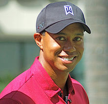 tiger woods age