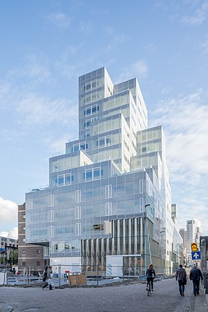 Reinier de Graaf (architect) - Timmerhuis