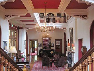Robert Halpin - Tinakilly House Inside View