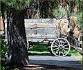 Tired Old Wagon, Sisters, OR 9-1-13u (9881565274).jpg