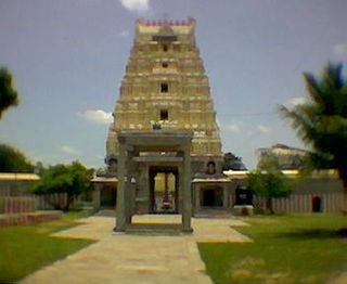 Sri Vadaranyeswarar Temple