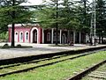 Tkibuli train station from inside (Photo A. Muhranoff, 2011).jpg