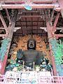 Todai-ji Daibutsu-den Hall National Treasure 国宝東大寺大仏殿20.JPG