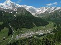 Toller Blick - Fletschhorn-Simplon-Dorf - panoramio.jpg