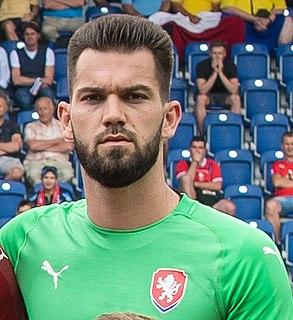 Tomáš Koubek Czech association football player