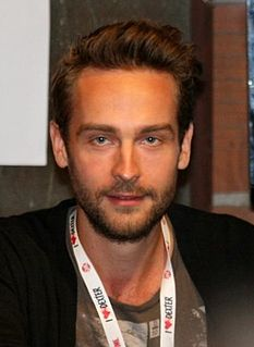 Tom Mison English actor and writer