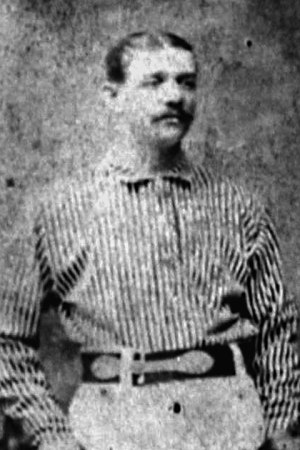 Tom York (baseball) - Image: Tom York 1885