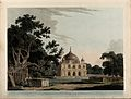 Tomb of Prince Khusrau, near Allahabad, Uttar Pradesh. Colou Wellcome V0050476.jpg