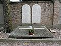 Tomba di Alberto e Jessie White Mario, cimitero (Lendinara).JPG