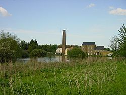 Tonge Pond and Mill - geograph.org.uk - 6557.jpg