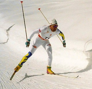 Torgny Mogren Swedish cross-country skier