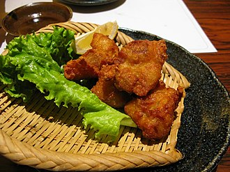 Fried chicken - Tori no karaage, Japanese fried chicken