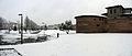 Toulouse neige 20130225 Jardin Raymond VI 02.jpg