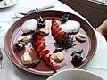 Tour d'Argent D170712 09 - Lobster tail.jpg