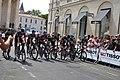Tour d'Espagne - stage 1 - Sky team 2.jpg