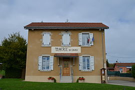 Town hall of Crans (Ain).JPG