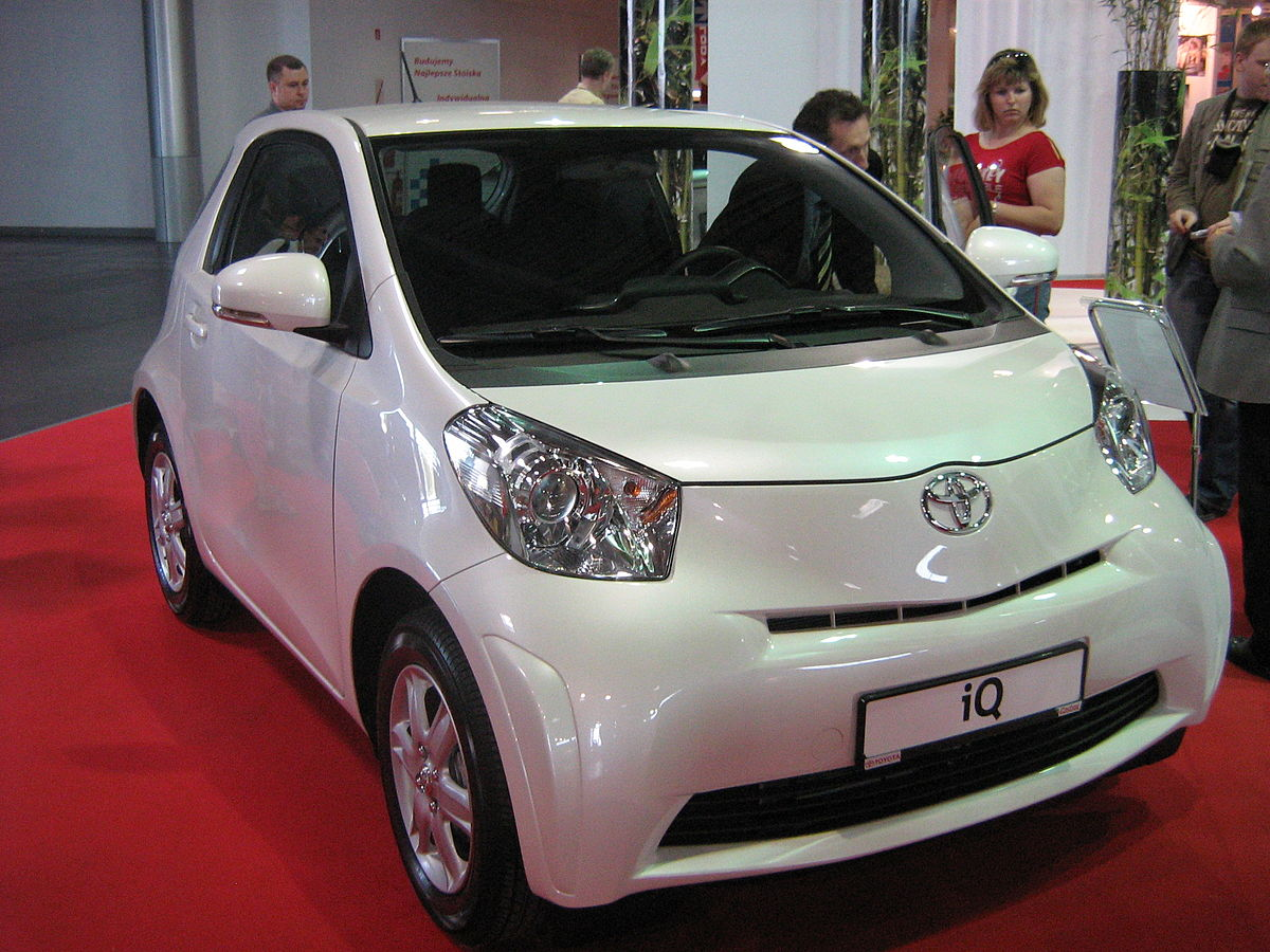 Px Toyota Iq Front Psm