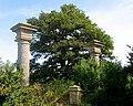 Tracy Park Estate - south entrance - geograph.org.uk - 550839.jpg