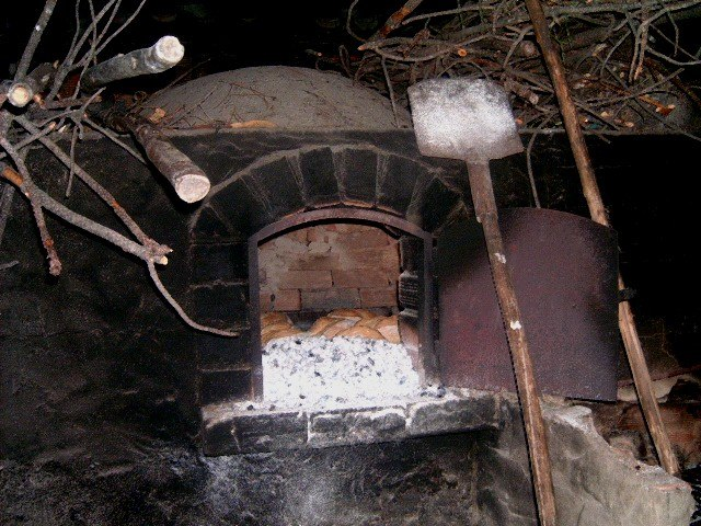 Traditional oven in Portugal